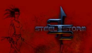 Steel Storm 2 dvd cover
