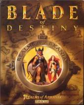 Realms of Arkania: Blade of Destiny  dvd cover