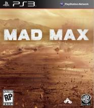 Mad Max dvd cover
