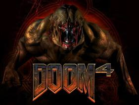 Doom 4 dvd cover