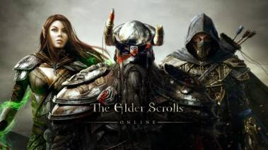 The Elder Scrolls Online dvd cover