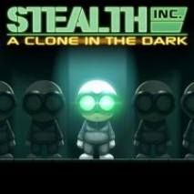 Stealth Inc: A Clone in the Dark  cd cover