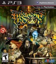 Dragon's Crown  dvd cover