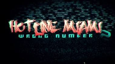 Hotline Miami 2: Wrong Number dvd cover