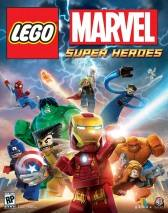 LEGO Marvel Super Heroes dvd cover