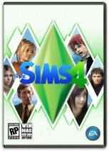 The Sims 4 dvd cover