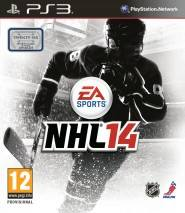 NHL 14 cd cover