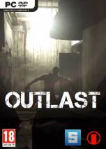 Outlast dvd cover