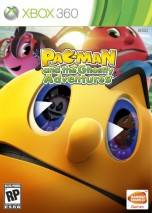 Pac-Man and the Ghostly Adventures dvd cover