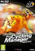 Pro Cycling Manager 2012 dvd cover