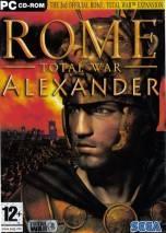Rome: Total War Alexander dvd cover