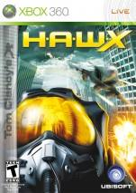Tom Clancy's HAWX dvd cover