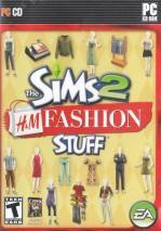 The Sims 2: H&M Fashion Stuff dvd cover