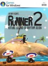 Bit.Trip Presents Runner 2: Future Legend of Rhythm Alien dvd cover