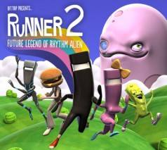 Bit.Trip Presents Runner 2: Future Legend of Rhythm Alien Cover