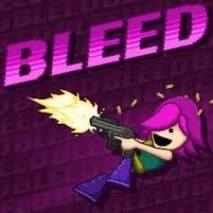 Bleed dvd cover