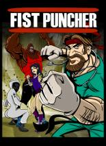 Fist Puncher dvd cover