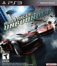 Ridge Racer™ Unbounded cd cover