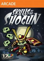 Skulls of the Shogun dvd cover
