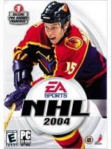 NHL 2004 dvd cover
