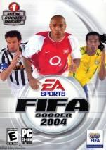 Fifa Soccer 2004 dvd cover