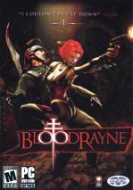 BloodRayne dvd cover