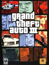 Grand Theft Auto III dvd cover