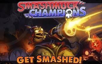 Smashmuck Champions Cover