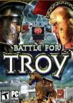 Battle for Troy dvd cover