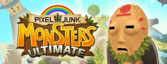 PixelJunk™ Monsters Ultimate poster