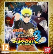 Naruto Shippuden Ultimate Ninja Storm 3 Full Burst poster