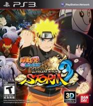Naruto Shippuden Ultimate Ninja Storm 3 Full Burst cd cover