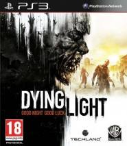 Dying Light dvd cover