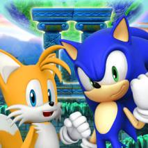 Sonic 4 Episode II dvd cover
