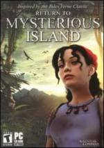 Return to the Mysterious Island dvd cover