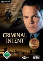 Law & Order: Criminal Intent Cover