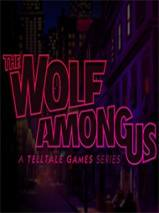 The Wolf Among Us cd cover