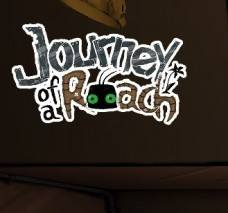 Journey of a Roach dvd cover