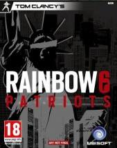 Tom Clancy's Rainbow 6: Patriots cd cover