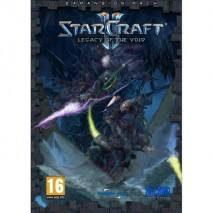 Starcraft II: Legacy of the Void poster