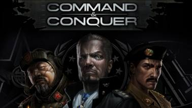 Command & Conquer dvd cover