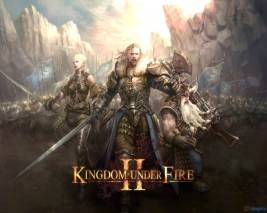 Kingdom Under Fire 2 dvd cover