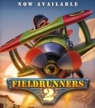 Fieldrunners 2 dvd cover