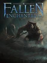 Fallen Enchantress dvd cover