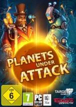 Planets Under Attack dvd cover