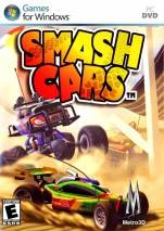 Smash Cars dvd cover