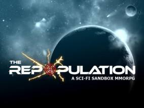 The Repopulation dvd cover