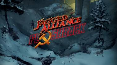 Jagged Alliance: Flashback dvd cover