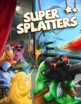 Super Splatters dvd cover