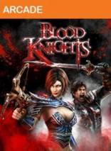Blood Knights dvd cover
